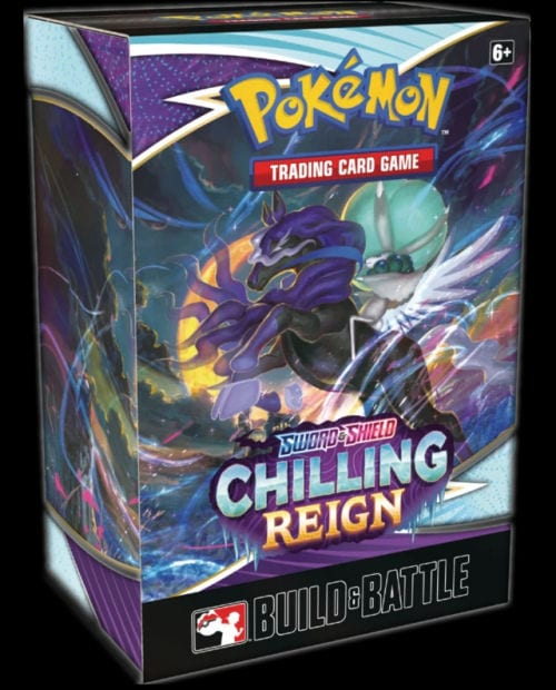 Chilling Reign Build and Battle box