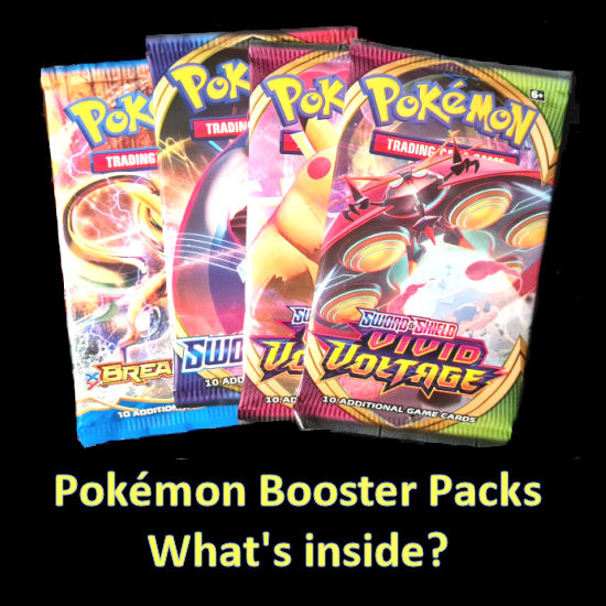 Booster Packs - What's inside