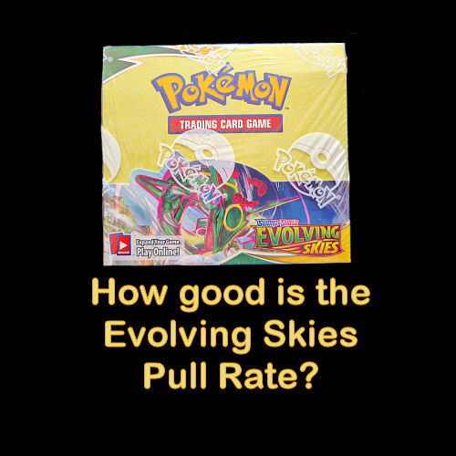 Evolving Skies Pull Rate