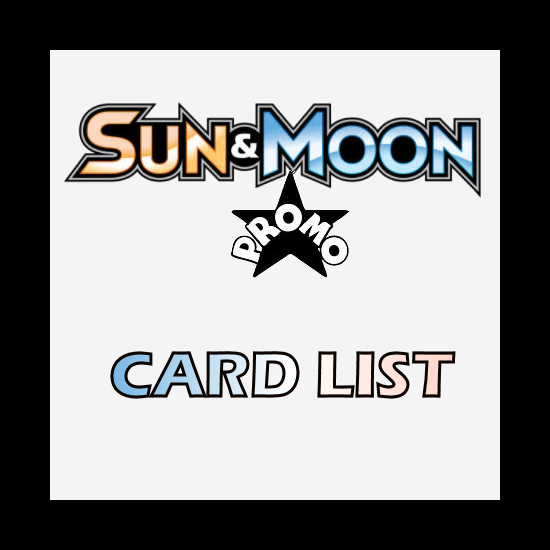 Sun and Moon Promos